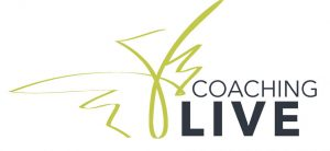 Logo couleurs coaching live